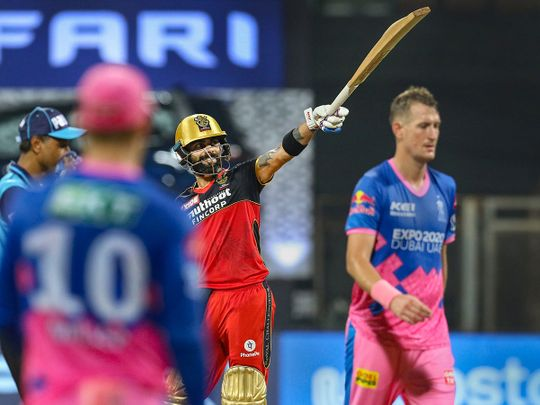Rajasthan Royals were thumped by RCB on Thursday night