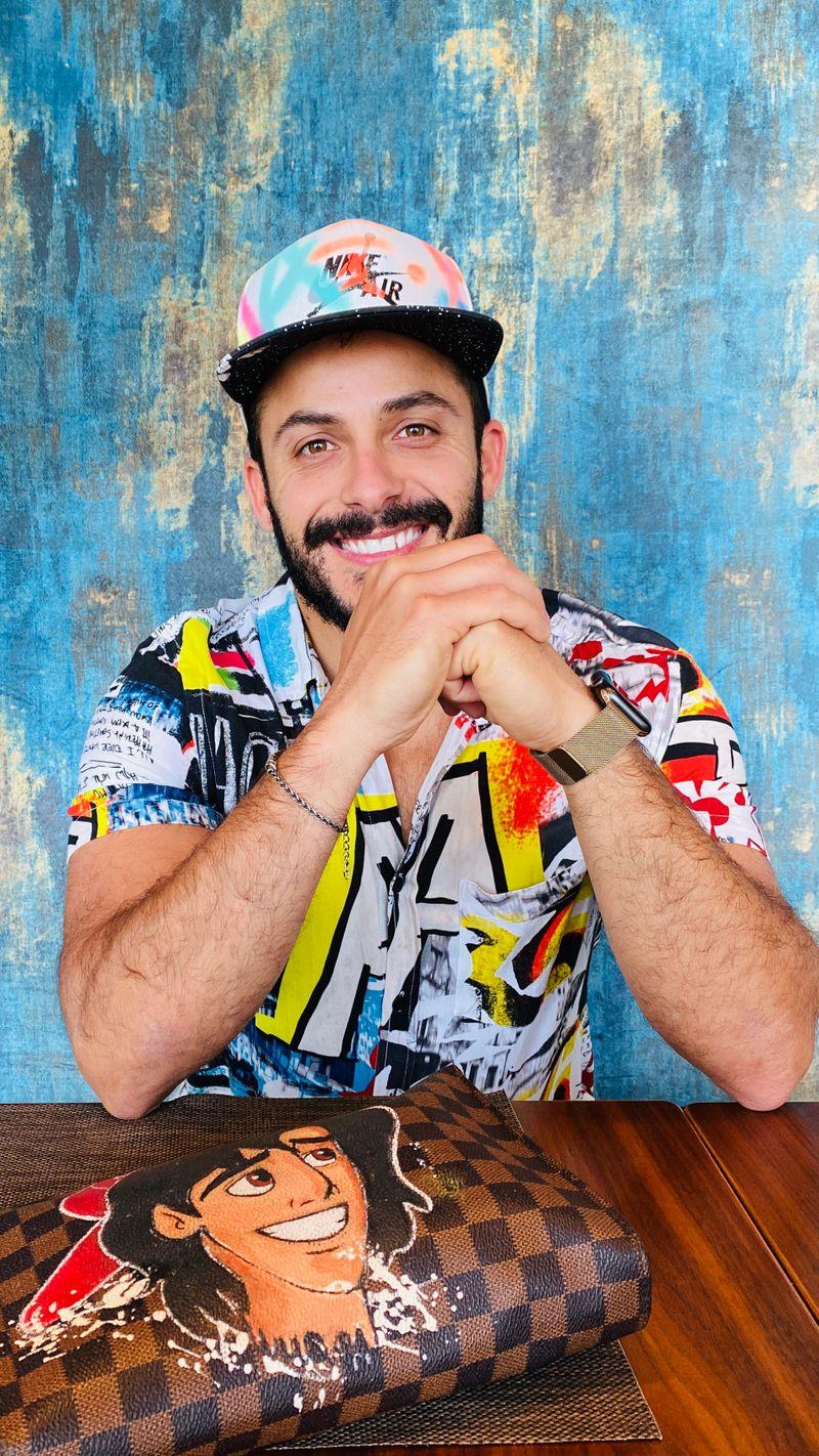 Israeli Artist Elior Hazan