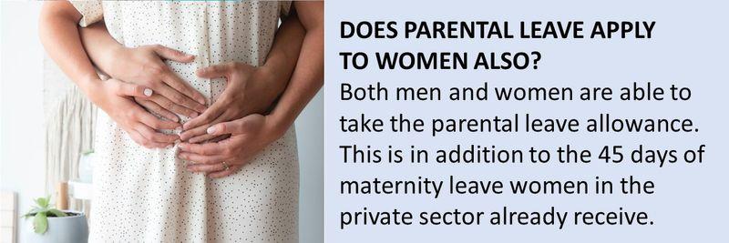Paternity leave UAE