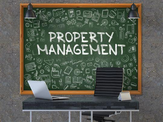 Stock property management