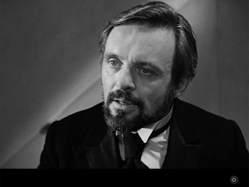 Anthony Hopkins in The Elephant Man (1980) SOURCE IMDB