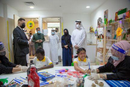 CDA visits Sanad Village12-1619438323919