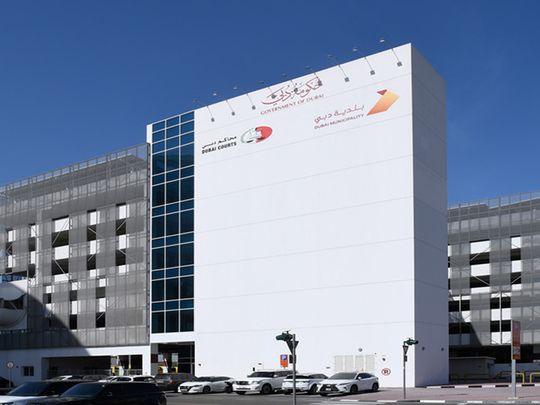Garhoud Parking Building-1619435013806