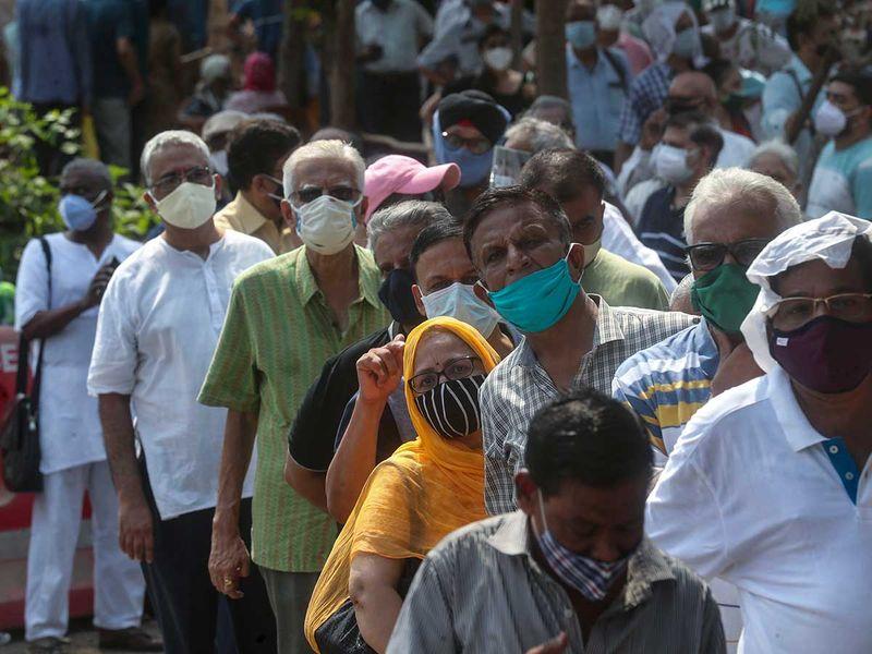 India vaccine covid Mumbai