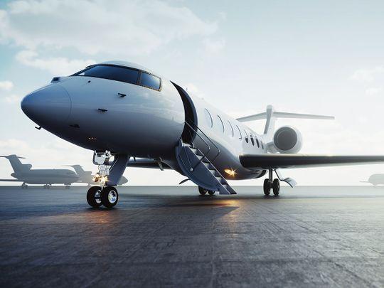 Stock jet