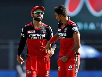 Virat Kohli's RCB lost to Chennai