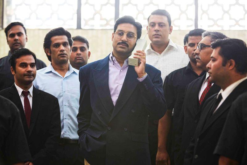 Abhishek Bachchan in 'The Big Bull'