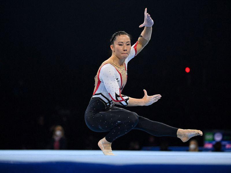 Germany's Kim Bui.