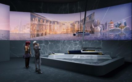 Planet Arts at France Pavilion-1619526469928