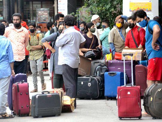 karnataka bus shutdown covid