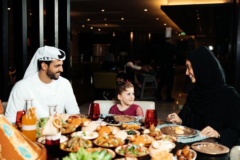 pullman iftar