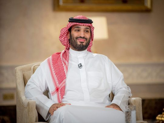 210428 Bin Salman interview