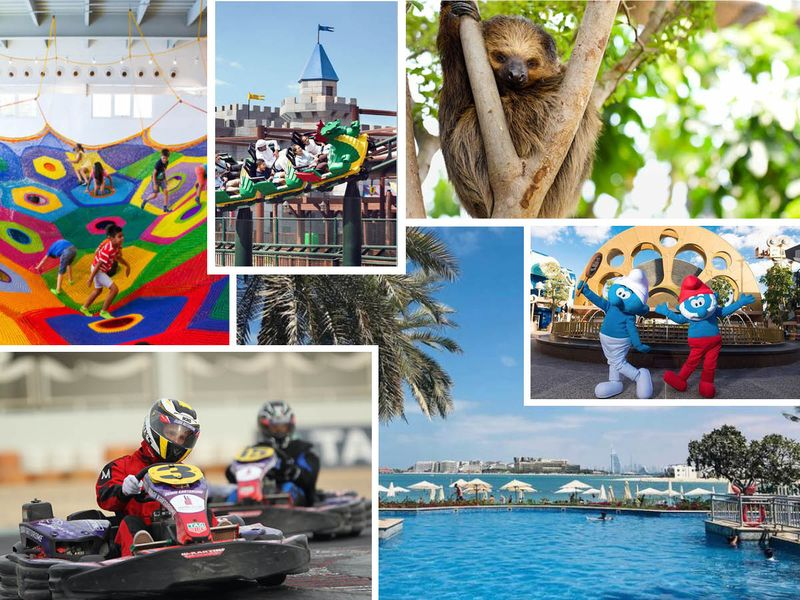 Ramadan offers on kids' and family activities