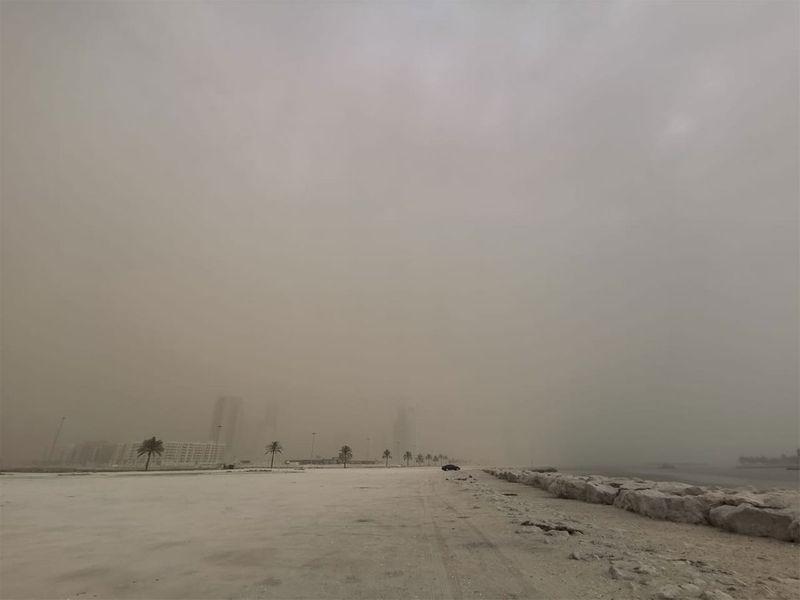 Weather in Sharjah