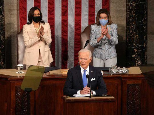 Biden Pelosi Kamala Harris Congress