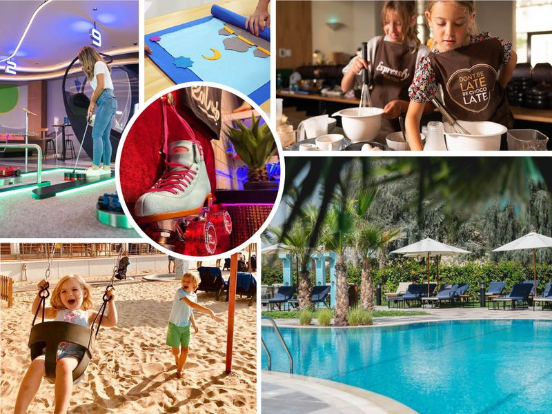 From cookery school to mini golf, workshops to waterparks, there's so much to do
