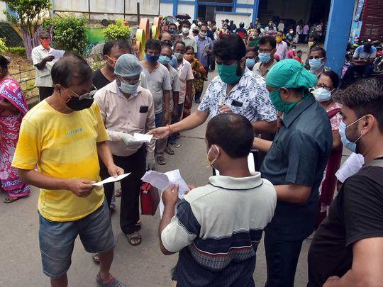 Bengal vaccine covid