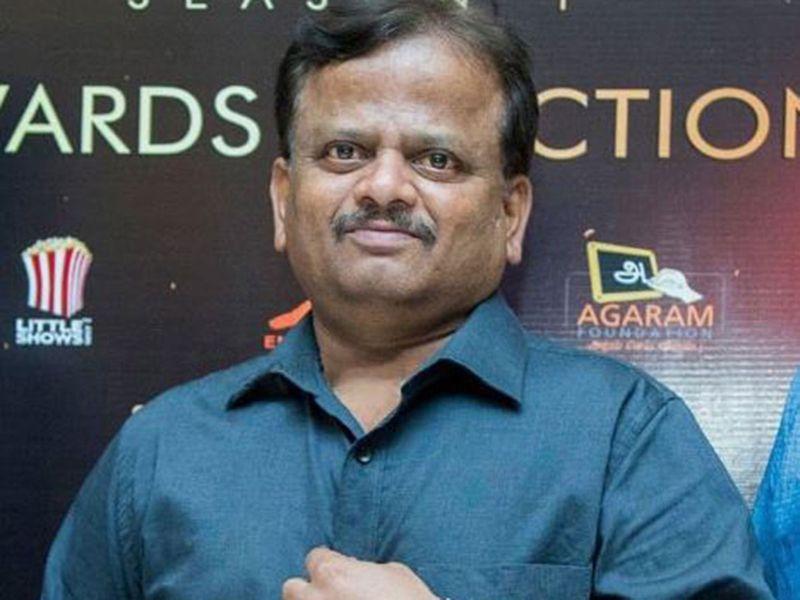 Director KV Anand
