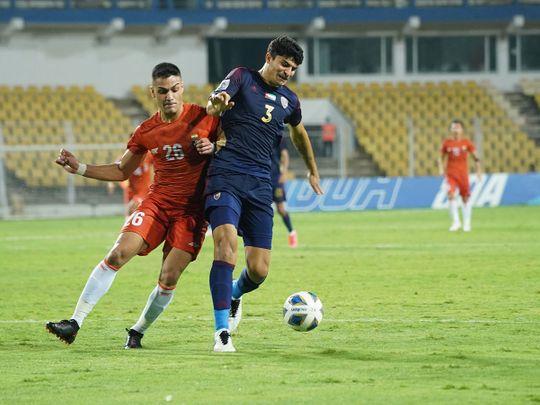 FC Goa went down 2-0 to Al Wahda