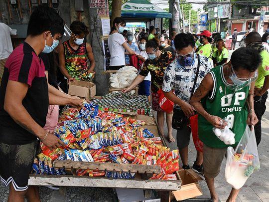 Food bank Manila