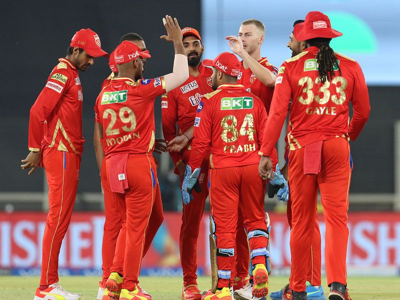 Punjab Kings players