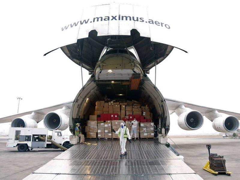 UAE-India aid