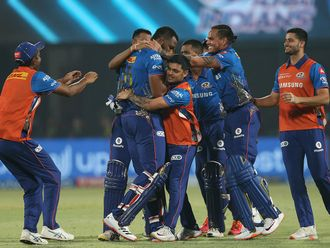 Mumbai Indians players