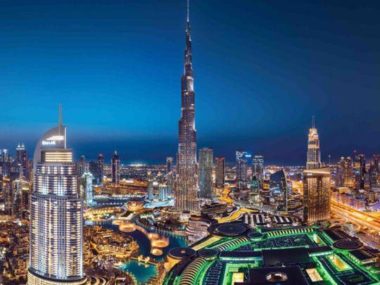 Dubai realty