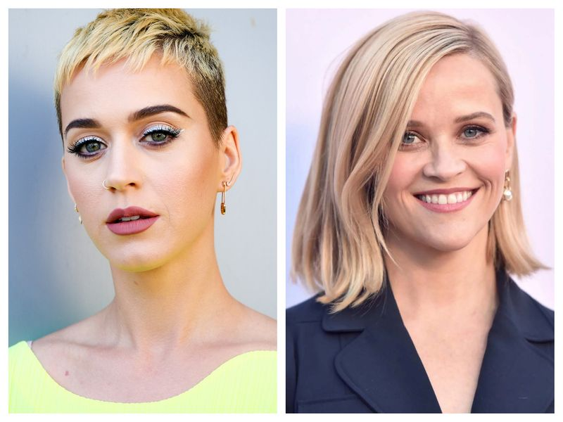 Katy Perry and Reese Witherspoon