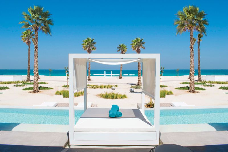 Nikki Beach Villa Pool