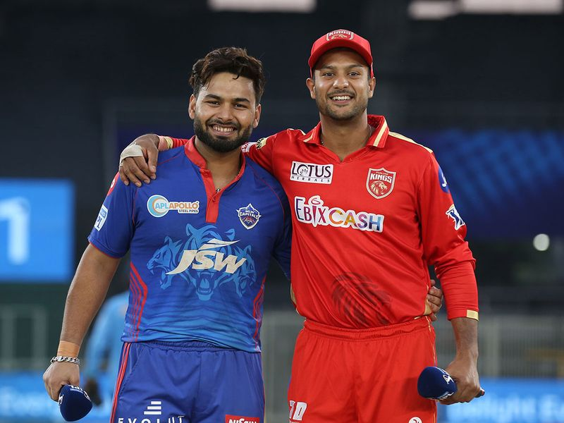 Rishabh Pant and Mayank Agarwal