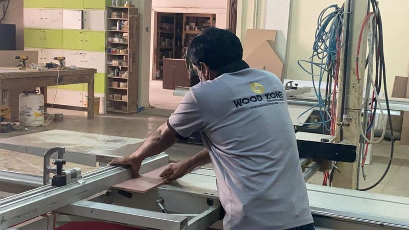 Wood Zone Technical Works