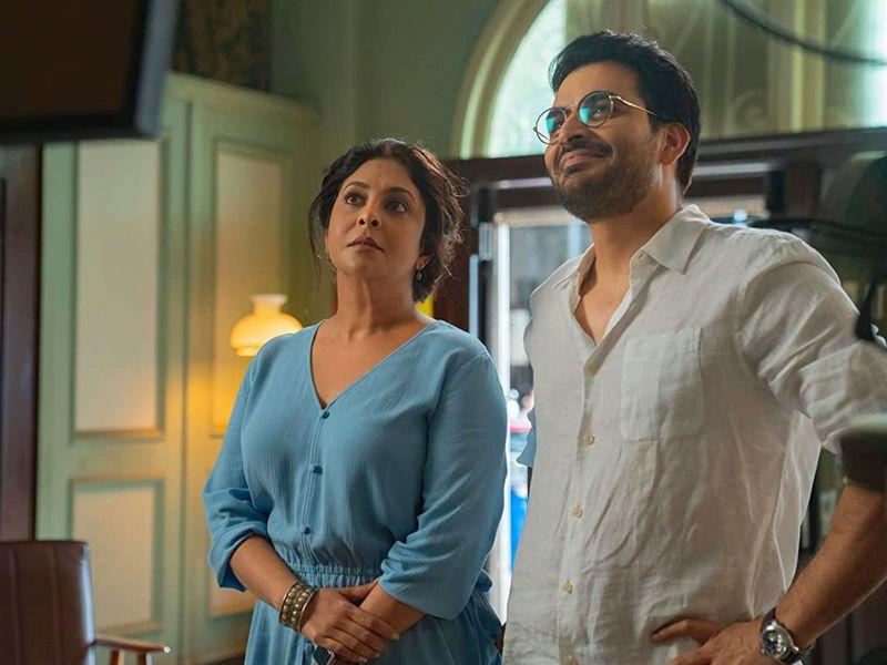 Shefali Shah and Manav Kaul in Ajeeb Daastaans
