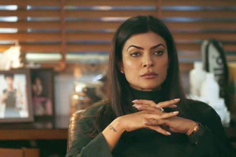 Sushmita Sen in Aarya  SOURCE IMDB