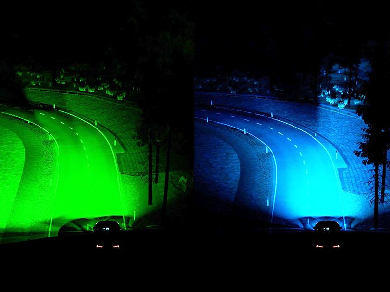 Ford's new headlight technology knows when a corner is coming up