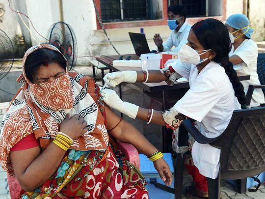 Bihar hospital covid vaccine