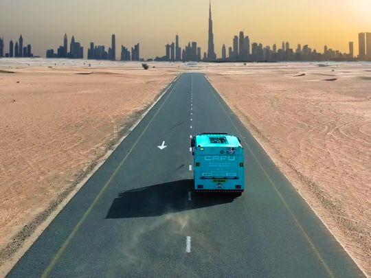 CAFU Truck Dubai Skyline-1620126467618