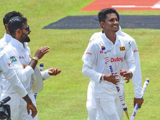 Cricket - Lanka spinner