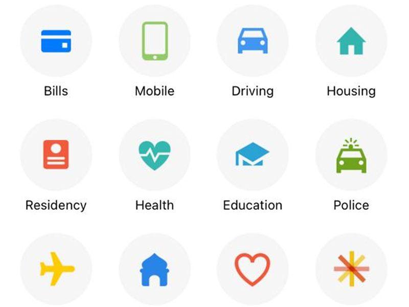 Dubainow app for visa application