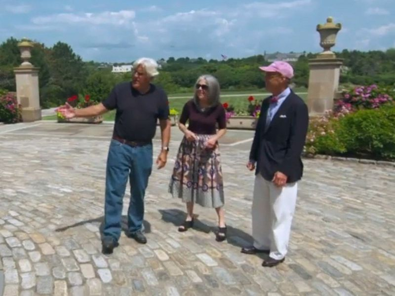 Jay Leno in 'Antiques Roadshow'