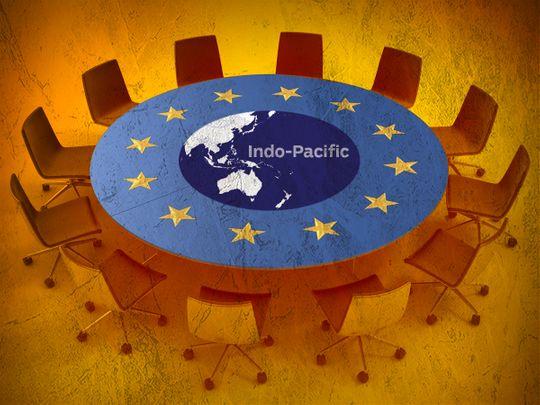 Quad EU Indo-Pacific
