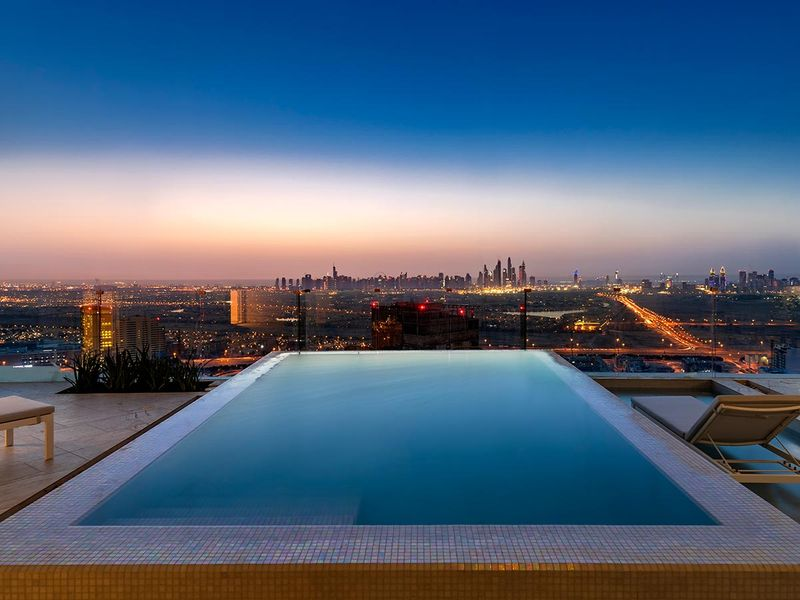 Stock Five Hotels, Dubai 6