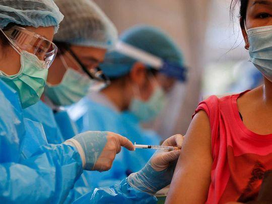Thailand vaccine covid