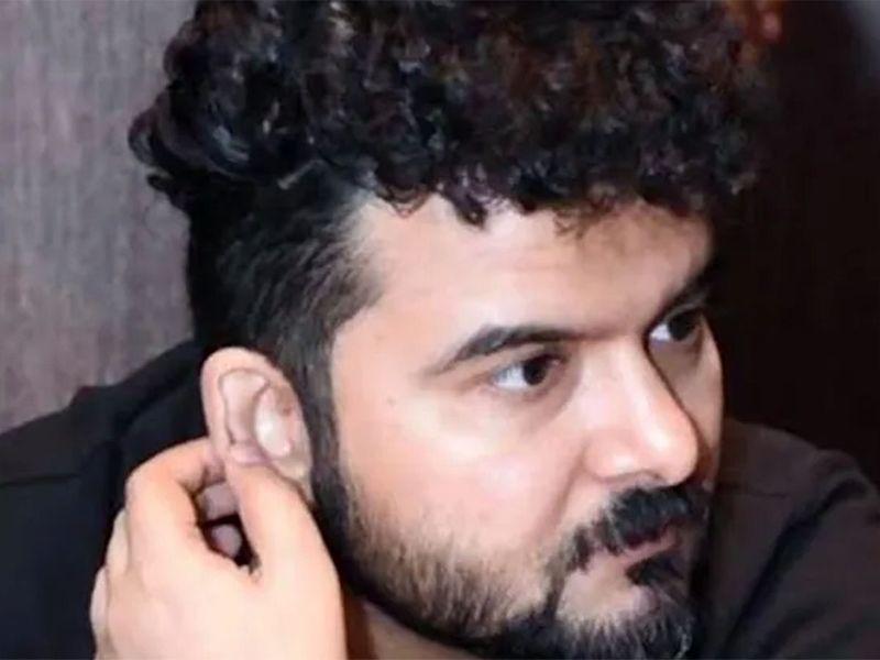 Film editor Ajay Sharma