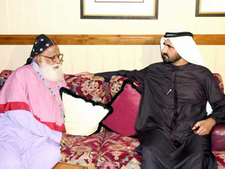 Sheikh Mohammed Bin Rashid Al Maktoum Dr. Philipose Mar Crysostom Marthoma Metropolitan