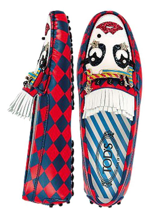 Tod's Circus loafers