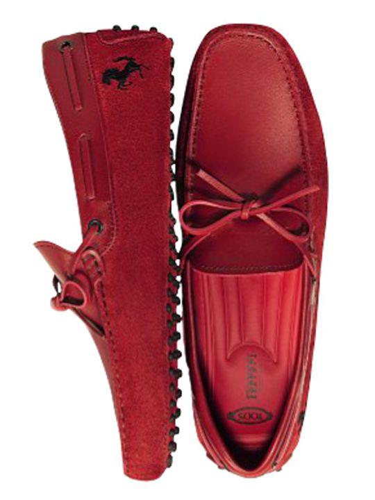 Tod's for Ferrari shoe