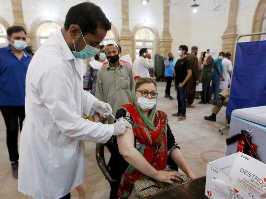 pakistan vaccine covid sinopharm