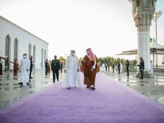 Why Saudi Arabia chooses lavender protocol carpets