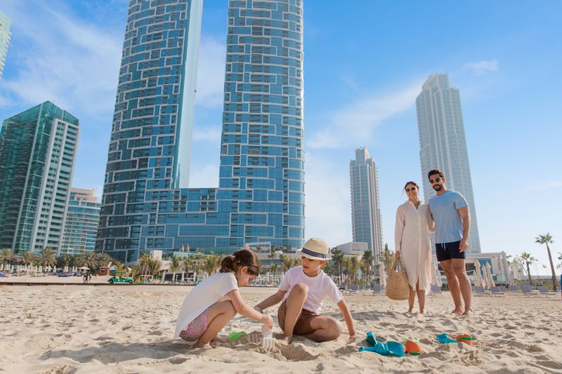 Address Beach Resort Dubai